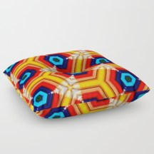 geometric-colorfull-floor-pillows